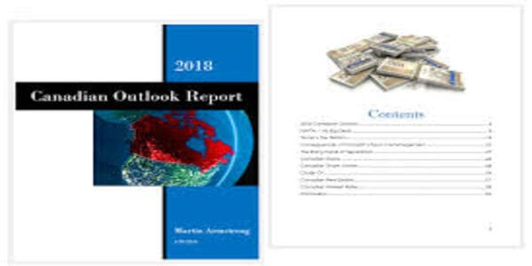 2018 Canadian Outlook Report - Martin Armstrong