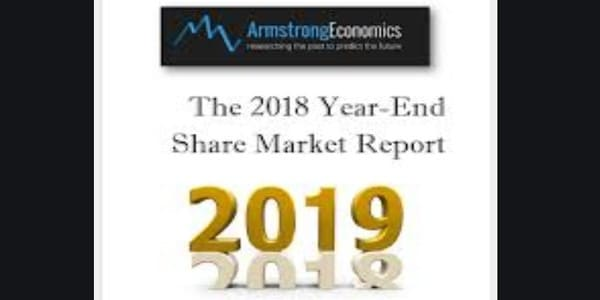 2018 Share Market Report - Martin Armstrong