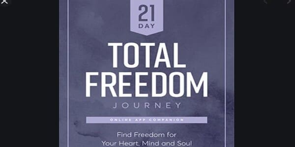21 Day Total Freedom Journey - Jimmy Evans