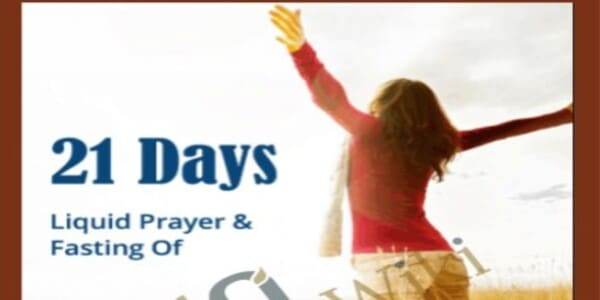 21 Days of Healing and Prayer - Ann Kahl Taylor
