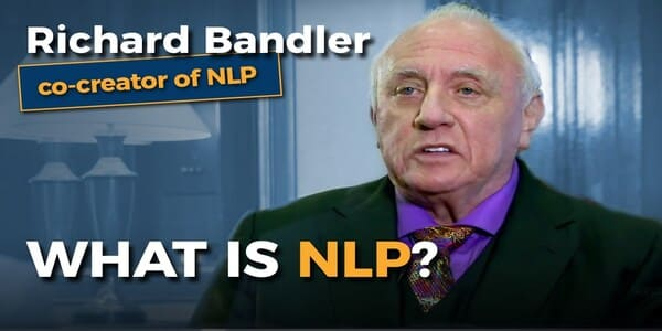 30 Years of NLP - Richard Bandler