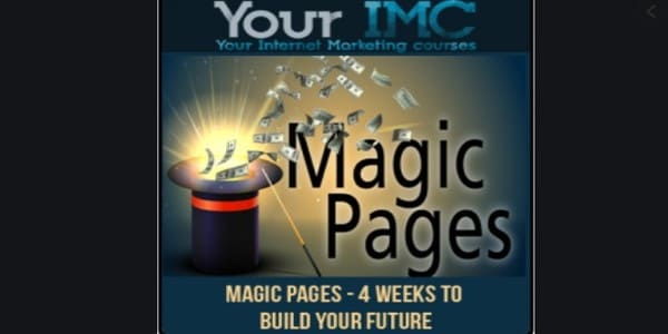 4 Weeks to Build Your Future – Magic Pages