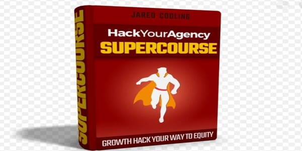 only $91, Hack Your Agency Super Course - Jared Codling