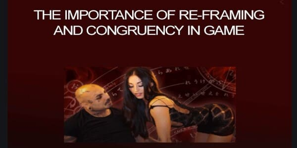 only $31, The Importance of Re-Framing and Congruency in Game - Arash Dibazar