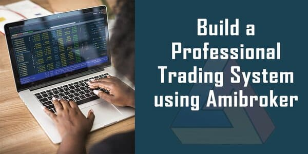 only $37, Trading System Code For Amibroker - Joe Marwood