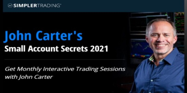 Only $147, Small Account Secrets 2021 – Simpler Trading